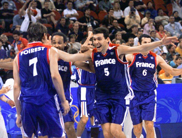 Et si… la France avait battu les États-Unis en finale olympique, en 2000?