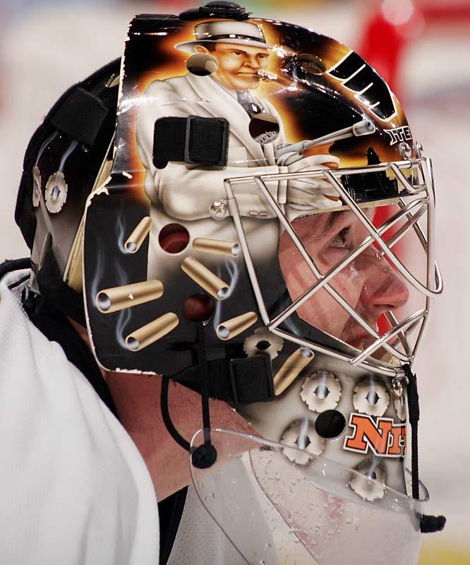 Antero Niittymaki, Philadelphia Flyers