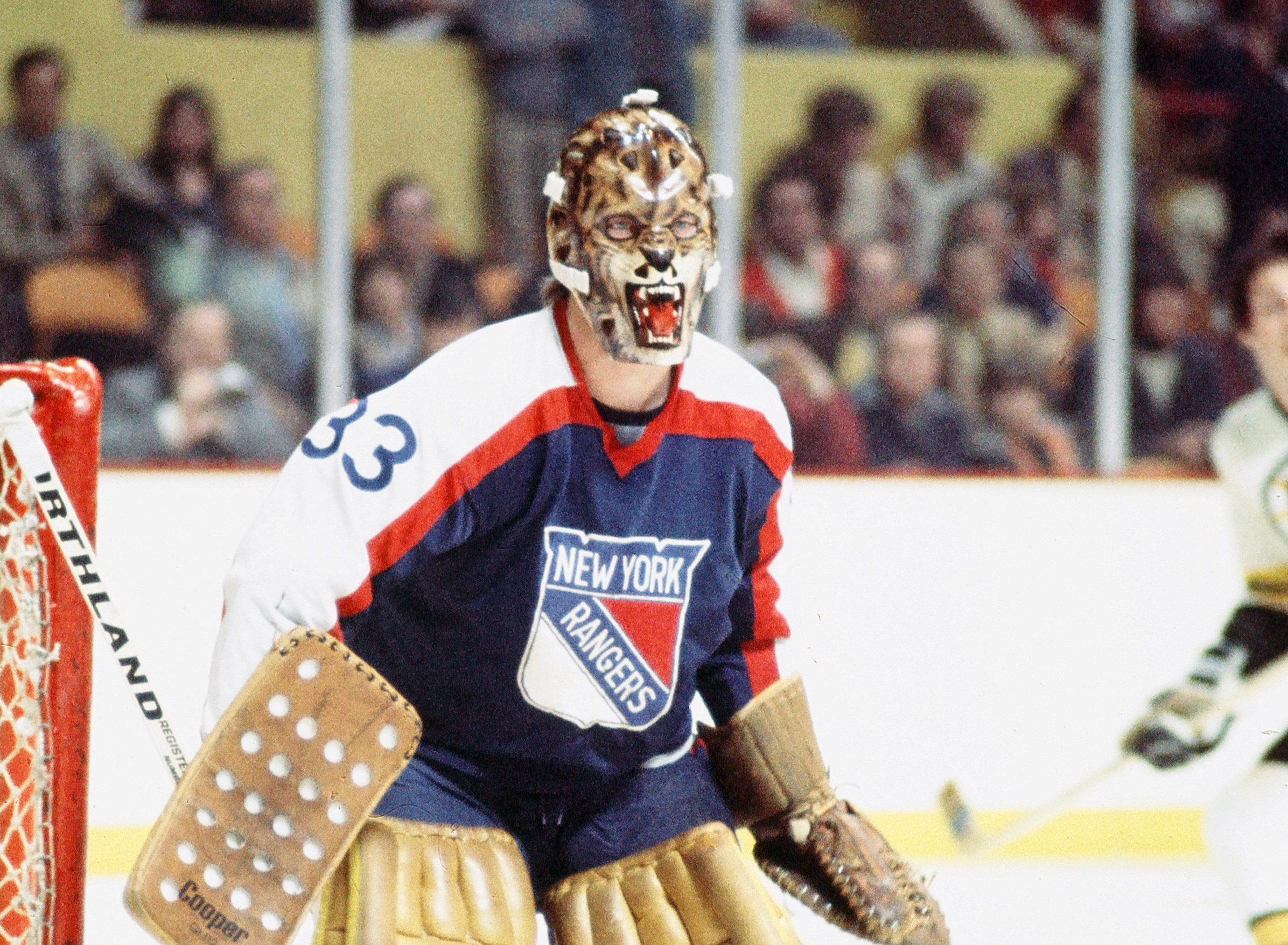 Gilles Gratton, New York Rangers